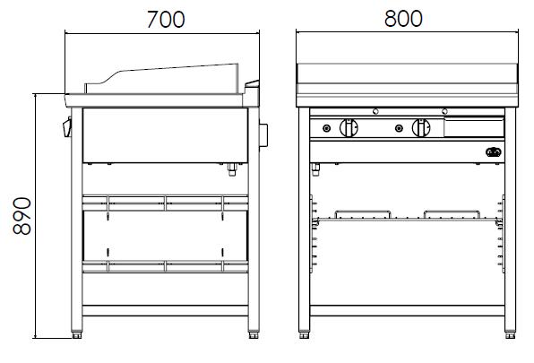 GG S700 ECO